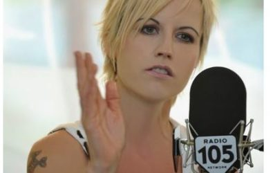 Dolores O`Riordan vocalista de The Cranberries falleció en Londres
