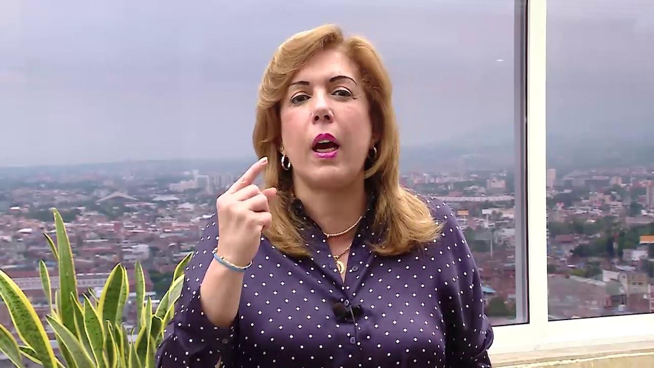 """El Valle del Cauca tiene desde hoy viernes toque de queda continuo. """"Decretamos confinamiento total"""": Clara Luz Roldan"""