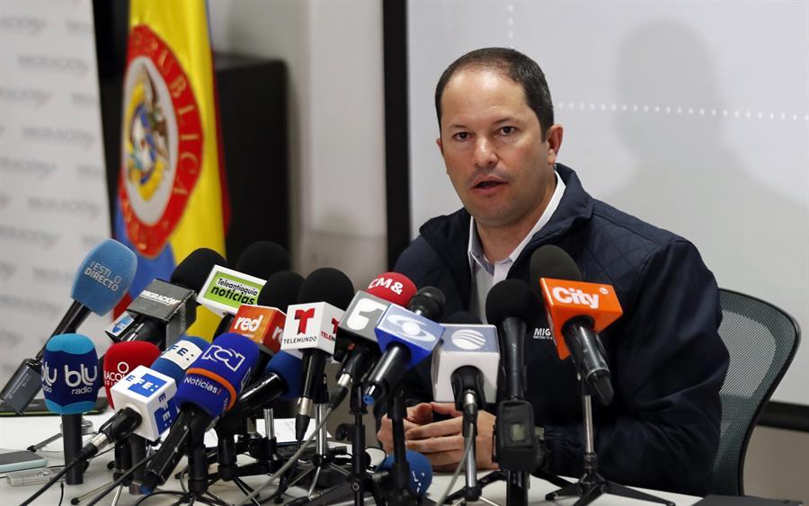 Cierre de fronteras en Colombia serán hasta marzo