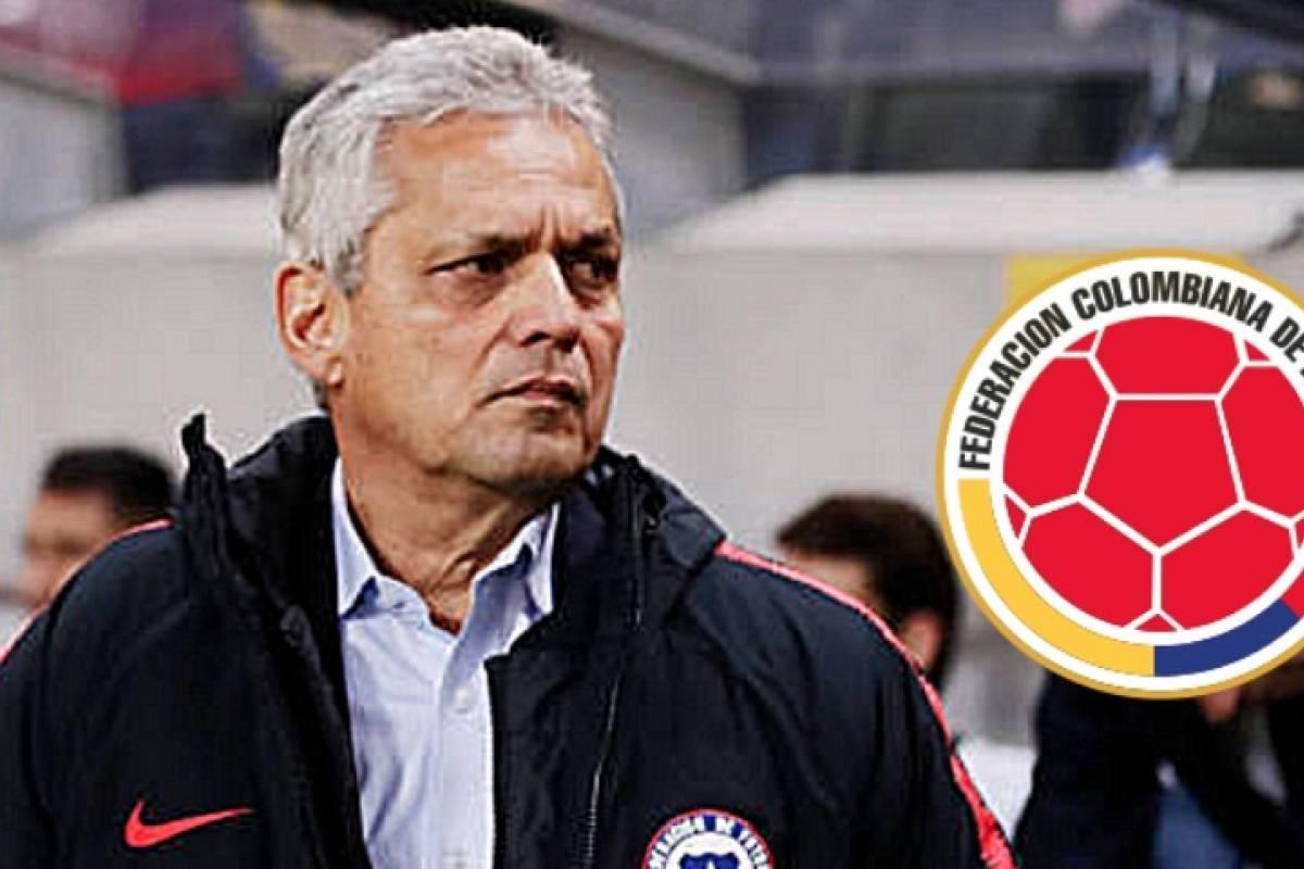 Reinaldo Rueda está contratado hasta el 2022 con posibilidad de ampliar hasta 2026