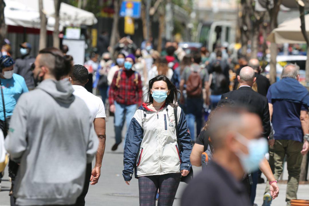 España eliminará la obligatoriedad del uso de mascarillas al aire libre a partir del 26 de junio