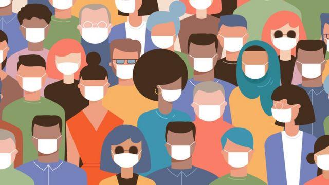 Los Centros para el Control y la Prevención de Enfermedades de Estados Unidos (CDC) recomendaron utilizar constantemente tapabocas