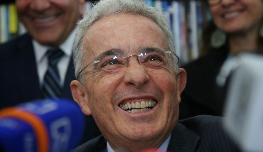 Uribe Vélez hizo señalamientos directos a las curules de paz que serán firmadas por el presidente