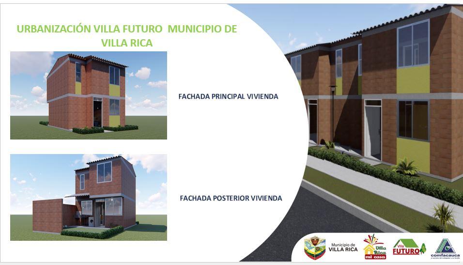 Proyecto de vivienda en Villa Rica tendrá hasta tres subsidios para los afiliados a Comfacauca
